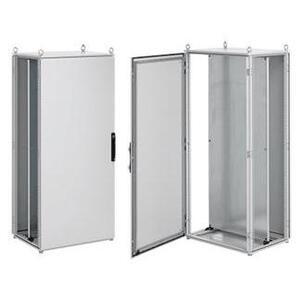 Hoffman PP116G Full Panel, Size: 1021 x 564mm, Steel/Galvanized