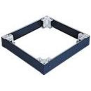 Hoffman PPB166 Plinth Base with Four Cast Aluminum Corner Supports