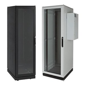 Hoffman PSC20610GAC Robustly built and sealed for use in wet, dusty or hot environments, PROLINE™ Type 12 Cabinets have optional cutouts to air condition voice/data equipment and servers.