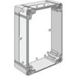 """Hoffman Q4030PI Panel For Q-Line Type 4X Enclosure, 14""""x 10"""", Polycarbonate"""