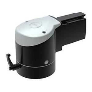 Hoffman S2MFEC Flange Elbow Coupling, 300° Rotation/Lockable Position, Aluminum