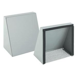 """Hoffman T6EMC Fan Filter Upgrade Kit, For Use With 6"""" TFP Fans"""