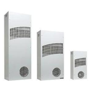 Hoffman TX231416100 Heat Exchanger, Type: Sealed Enclosure, 115VAC, Steel/Light Gray