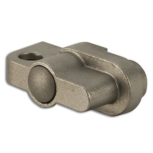 Hoffman UUHPL Padlock Kit for Type 4X Fiberglass Enclosures, Stainless Steel