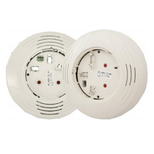 Honeywell B200S Sounder Base, 16 to 33VDC, .55A, 85dB @ 10', White