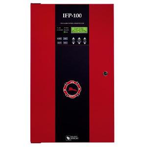 Honeywell IFP-100 Intelligent Fire Alarm Control Panel, 2.5A, 27.4 VDC, 6A Power Supply