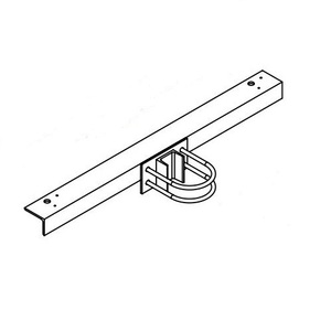 Hubbell - Lighting TCA-R2 BRKT X-ARM RND STEEL