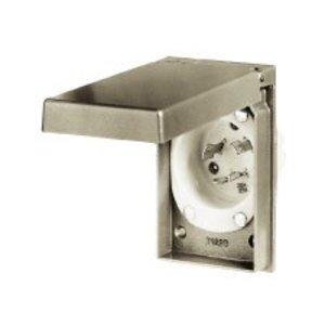 Hubbell-Bryant 70630MBWP Lkg Flg-inlt, 30a 250v, L6-30p, Wp