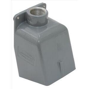 "Hubbell-Bryant BB602WA Ps, Iec, Ang Box, 100a, 1 1/2"", Alu"