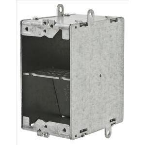 Hubbell-Bryant RJ600 Jload Box, Deep, Nm Clamp