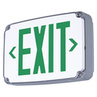 Hubbell-Compass Exit Signs
