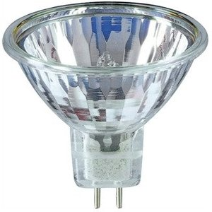 Hubbell-Dual-Lite 0110256 Emergency Light Replacement Lamp, Halogen, MR16, 5W, 6V