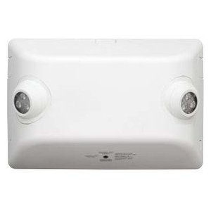 Hubbell-Dual-Lite EVHC6I-0-WM LED Emergency Light, EVHC, 6 Watts, White Finish
