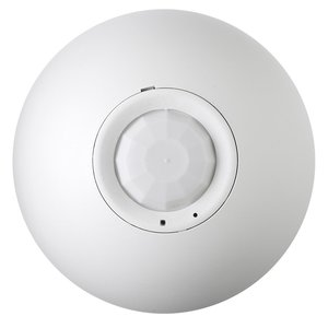 Hubbell-Kellems ATP1500C Occupancy Sensor, Ceiling Mount, PIR, 120/277/347VAC, White