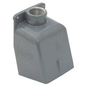 "Hubbell-Kellems BB602W Ps, Iec, Ang Box, 60a, 1 1/2"", Alu"