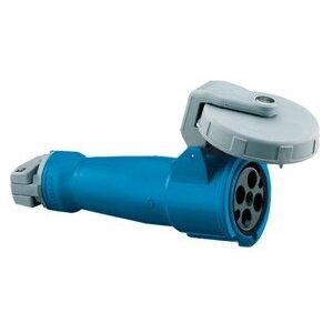 Hubbell-Kellems HBL430C9W Ps, Iec, Conn, 3p4w, 30a 3p 250v, W/t