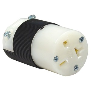 Hubbell-Kellems HBL5469C 20A, 250V, NEMA 6-20R, Connector