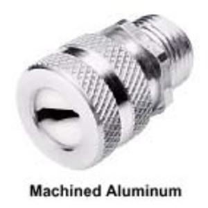 "Hubbell-Kellems UFC0001 Underground Feeder Cord Grip, Straight, Size: 1/2"", Aluminum"