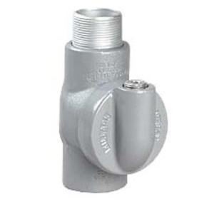 """Hubbell-Killark EYS-1-T Eys Seal Ftg Al 1/2"""" W/ Nipple"""