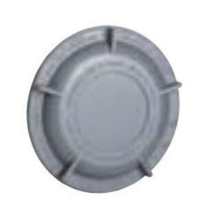 "Hubbell-Killark GRB-BC Blank Cover, 3.5"" x 3.5"", Aluminum"