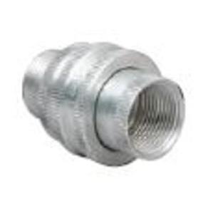 """Hubbell-Killark GUM-1-EX Union, Male/Female, 1/2"""", Explosionproof, Aluminum"""