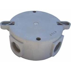 "Hubbell-Killark NV2XG Nv2 Series 3/4"" Ceiling Gray"
