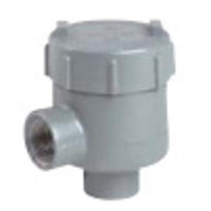 "Hubbell-Killark SPJ25540 Conduit Outlet Box, Type GECEAT, (1) 3/4"" Hub, Aluminum"