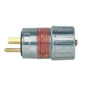 Hubbell-Killark UGP-20231QW Plug, 20A, 125V, Limited Quantities Available