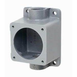 "Hubbell-Killark VRC56 Back Box C-type 1-1/2"" 60a"