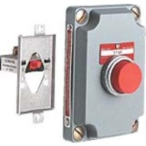 Hubbell-Killark XCS-0B3 Cli Blk Pb 1univ Cont Cv (cs)