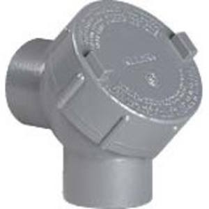 Hubbell-Killark Y-4 Cap Elbow Femal/femal 90 1-1/4