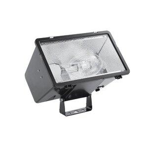 Hubbell-Outdoor Lighting MHS-K400P8 Flood Light, Pulse Start Metal Halide, 400W, Bronze
