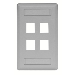 Hubbell-Premise IFP14GY PLATE,