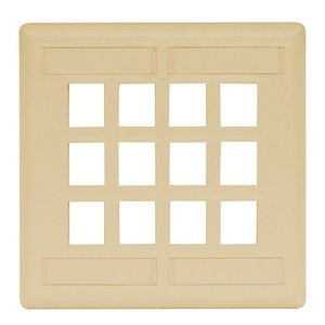 Hubbell-Premise IFP212EI PLATE,