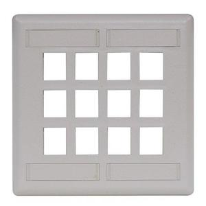 Hubbell-Premise IFP212OW PLATE,