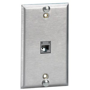 Hubbell-Premise P630S1G PLATE,