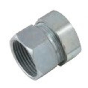 "Hubbell-Raco 1352 Combination Coupling, EMT to Rigid, 1/2"", Steel"