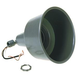 Hubbell-Raco 5613-0 Lampholder, Weatherproof, Gray