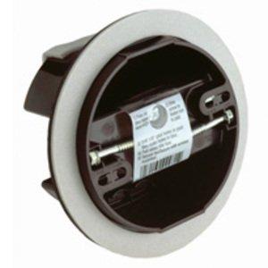 "Hubbell-Raco 7120VB 4"" Ceiling Fan Box, Saddle Type, Depth: 2-5/8"", Non-Metallic"