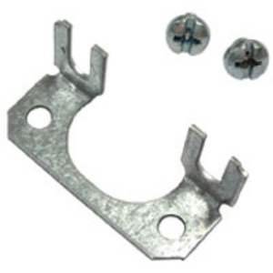 Hubbell-Raco 961 Replacement Plaster Ears For Switch Box, Steel