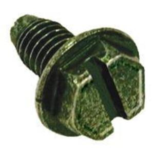Hubbell-Raco 973 Grounding Screw, Slotted 10-32 X 3/8""