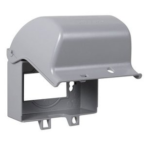 Hubbell-TayMac MX3300 Weatherproof While-In-Use Cover, 1-Gang