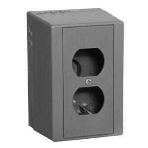 Hubbell-Wiring Kellems DRUBKIT DIN-R UTL BOX, KIT