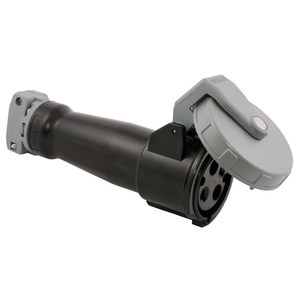Hubbell-Wiring Kellems HBL430C5W PS, IEC, CONN, 3P4W,