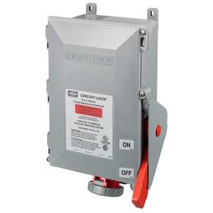 Hubbell-Wiring Kellems HBL430MIF7W PS, IEC, MECHINT,