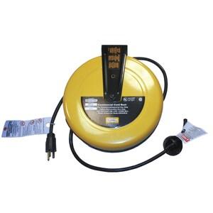 Hubbell-Wiring Kellems HBLC25163 CORD REEL, 25' W/WIRE