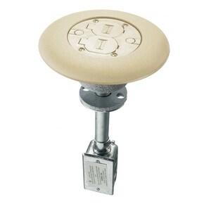 Hubbell-Wiring Kellems PT7FSDIA FLUSH FRPT W/15A