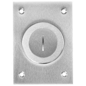 "Hubbell-Wiring Kellems SA2625 F-BOX CVR, RECT (2-1/8""X"