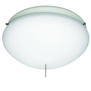 Hunter Fans 28388 Fan Light, Outdoor, 2 Light, White