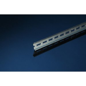 IBOCO OMEGA3F Perforated DIN Rail, 2 meters